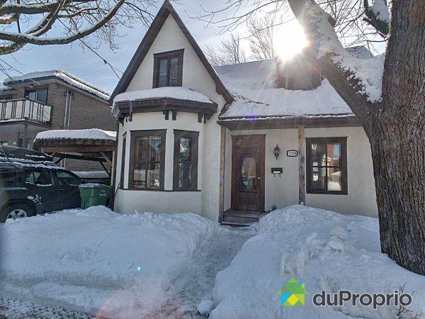 12270, Valmont, Ahuntsic / Cartierville à vendre