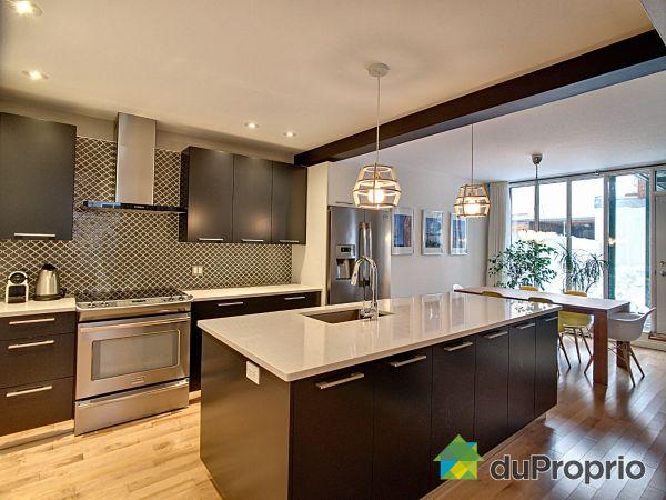 Kitchen - 4371 rue Marquette, Le Plateau-Mont-Royal for sale