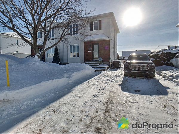 Winter Front - 1307 rue Marcel-Dugas, Lévis for sale