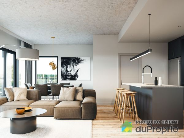 6720 rue Sherbrooke Est - unité 304 - Projet Sir John, Mercier / Hochelaga / Maisonneuve for sale