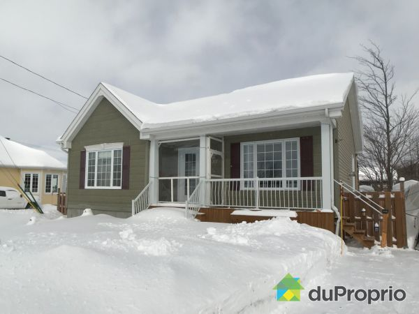 Winter Front - 37 rue des Rapides, Scott for sale