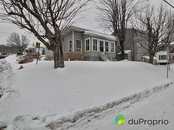 Côté est - 1500, rue Galt Ouest, Sherbrooke (Mont-Bellevue) à vendre