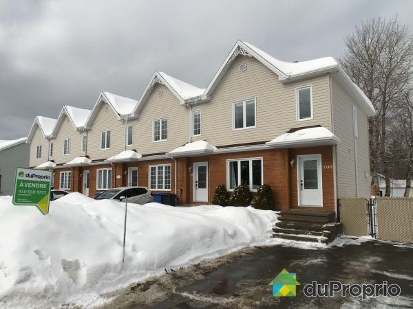 Winter Front - 1348 rue Molard, Val-Bélair for sale