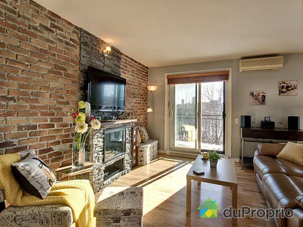 Living / Dining Room - 6-1155 rue Bourdages, Vanier for sale