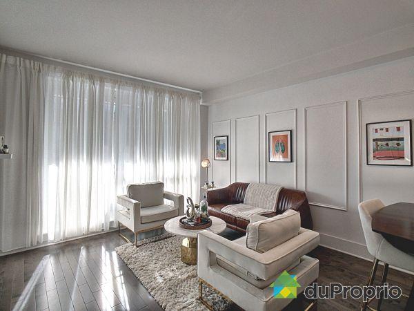 Salon - 406-1025, rue de la Commune Est, Ville-Marie (Centre-Ville et Vieux Mtl) à vendre