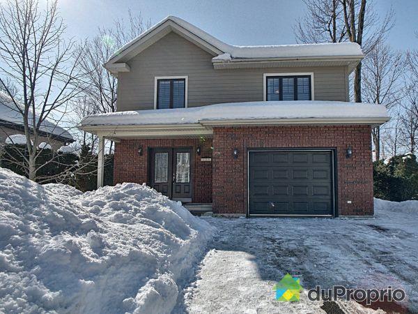 Winter Front - 125 cours des Morilles, Drummondville (St-Charles-De-Drummond) for sale