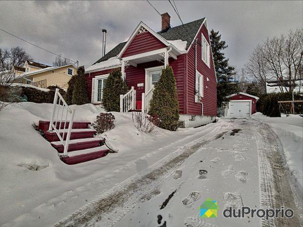 Extérieur - 696, rue Patricia, Sherbrooke (Fleurimont) à vendre
