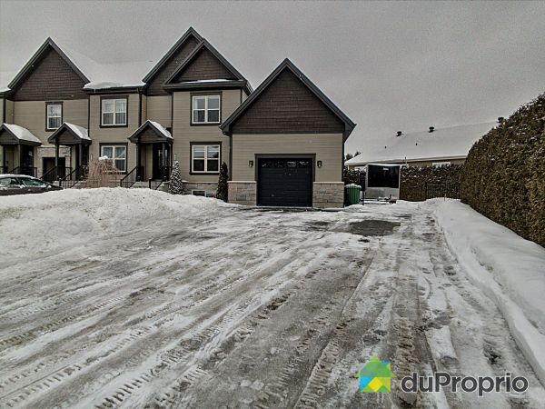 Winter Front - 3823 rue de Terrebonne, Sherbrooke (Rock Forest) for sale