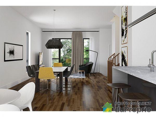 Salle à manger - VIDA Lasalle -  F4 - 7658 rue Bouvier - PAR MONDEV, LaSalle à vendre