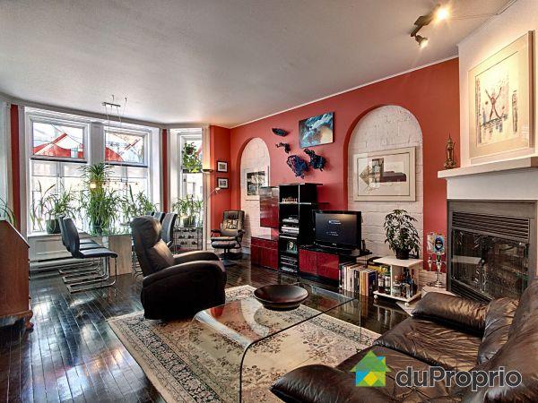 Dining Room / Living Room - 101-416 rue Prince-Arthur Ouest, Le Plateau-Mont-Royal for sale