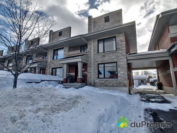 Winter Front - 8740 RUE COLETTE-SAMSON, Lebourgneuf for sale