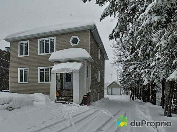 Winter Front - 4295-4315, rue Michelet, Duberger for sale