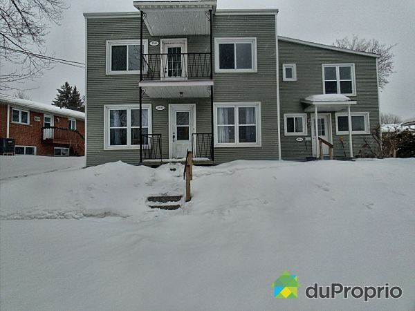 204-208-210, 13e Avenue Nord, Sherbrooke (Fleurimont) à vendre