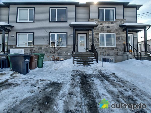 Winter Front - 3960 rue Imelda-Lefebvre, Sherbrooke (Rock Forest) for sale