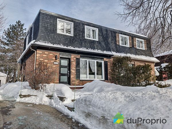 Winter Front - 3633 place des Conifères, Charlesbourg for sale