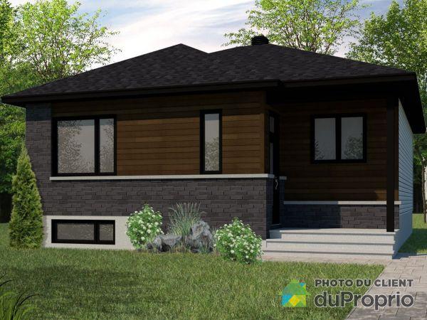 36, avenue des Tilleuls - Modèle Le Labelle - Par les Habitations RB, Salaberry-De-Valleyfield à vendre