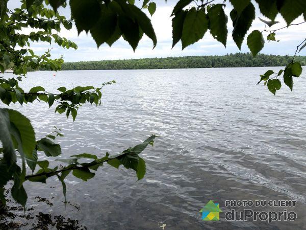 Accès au lac - 138, route du lac-Fortin, St-Alfred à vendre