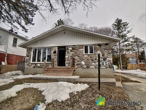 41 avenue Brunet, Pointe-Claire for sale