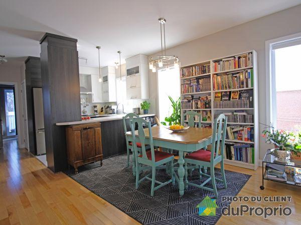 Eat-in Kitchen - 103-3962 rue Monselet, Montréal-Nord for sale