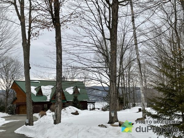Winter Front - 3114 chemin Round Bay, Ayer's Cliff for sale