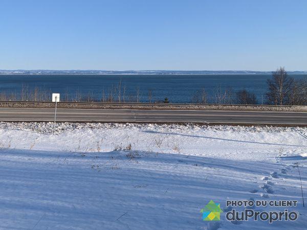River view (St. Lawrence) -  boulevard Malcolm Fraser, La Malbaie (Cap-À-L'Aigle) for sale