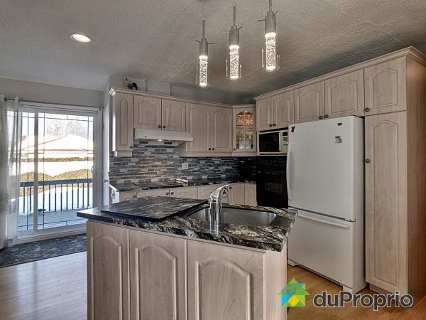 Kitchen - 17 rue du Domaine-Fortin, Baie-St-Paul for sale