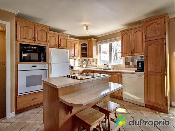 Kitchen - 7230 rue des Pétunias, Charlesbourg for sale