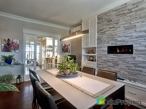 Dining Room / Living Room - 1439 rue Marechal-Foch, Saint-Sacrement for sale