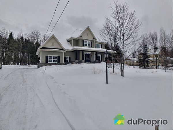 Winter Front - 3236 rue des Sous-Bois, Sherbrooke (Rock Forest) for sale