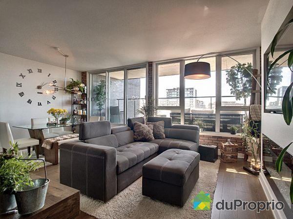 Living Room - 720-315 rue Richmond, Griffintown for sale