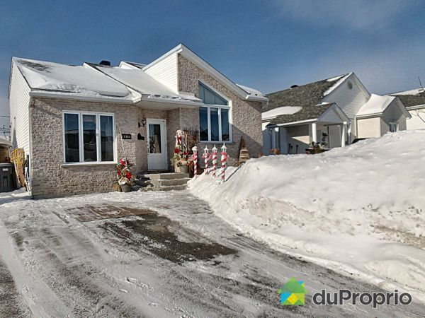 Winter Front - 12203 avenue de Claire-Vallée, St-Hyacinthe (Ste-Rosalie) for sale