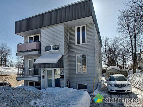 Bâtisse - 7945-7947, avenue Hoffman, Charlesbourg à vendre
