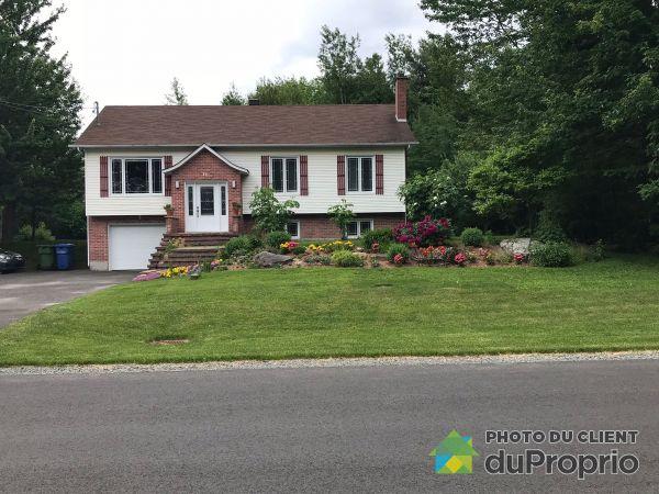 Landscaping - 35 rue de Trois-Rivières, Granby for sale