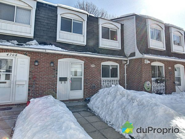 4710 rue Lake, Dollard-Des-Ormeaux for sale