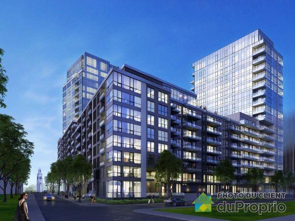 rue de la Commune - Unité 409 - Le Solano Phase 8, Ville-Marie (Centre-Ville et Vieux Mtl) à vendre
