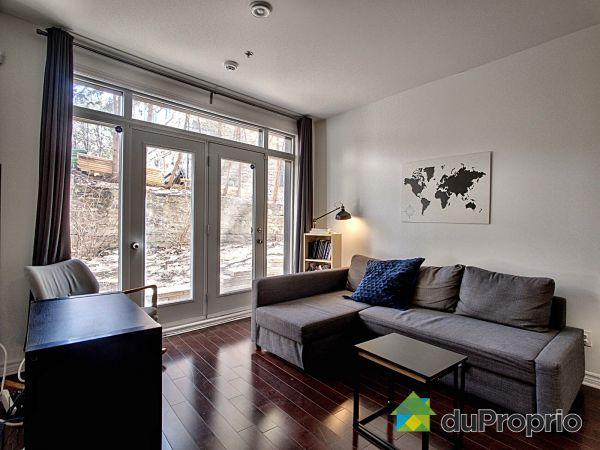 Living Room - 205-1210 rue Saint-Antoine Est, Ville-Marie (Centre-Ville et Vieux Mtl) for sale