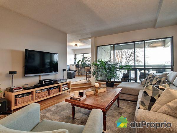Living Room - 502-4 rue des Jardins-Mérici, Montcalm for sale