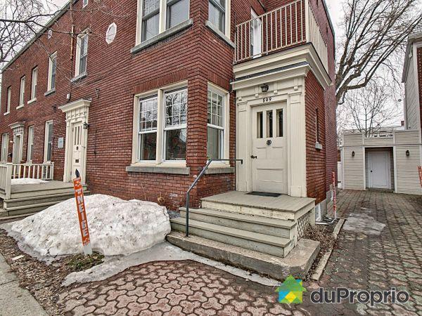 847-849, rue Sainte-Geneviève, Trois-Rivières (Trois-Rivières) for sale