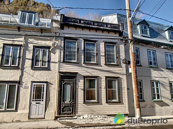 468 boulevard Champlain, Vieux-Port for sale