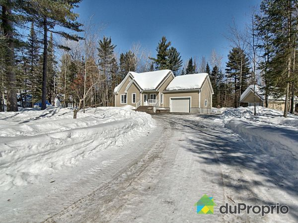 Winter Front - 2203 chemins des Amis, Ste-Julienne for sale