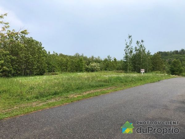 Lot - rue de la Fabrique, Grande-Vallee for sale