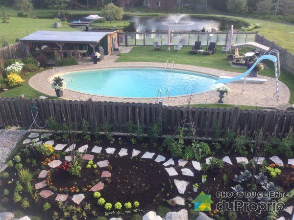 Garden - 7080 chemin de Saint-Elie, Sherbrooke (St-Élie-d'Orford) for sale