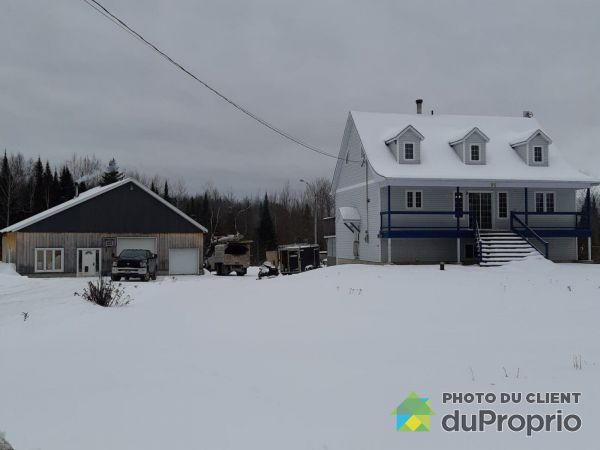 Winter Front - 86 chemin Patterson, Lac-Cayamant for sale