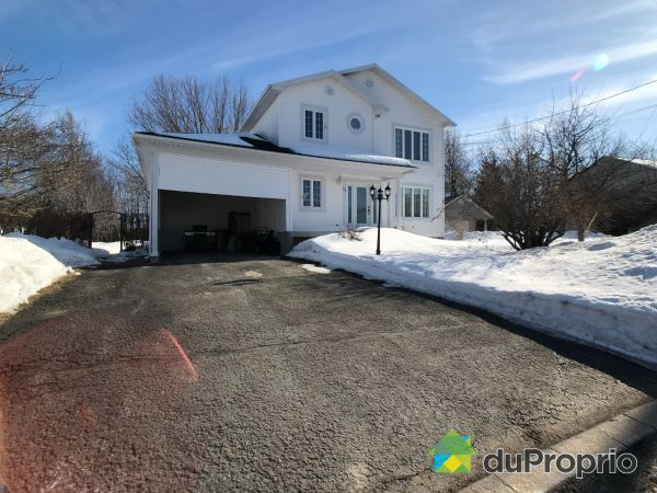 Winter Front - 73 rue des Rapides, Pont-Rouge for sale