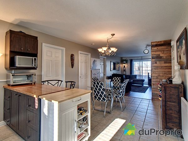 Eat-in Kitchen - 101-3410 rue Cambronne, Beauport for sale