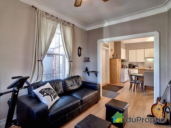 Living Room - 6720-6722, 1re Avenue, Rosemont / La Petite Patrie for sale