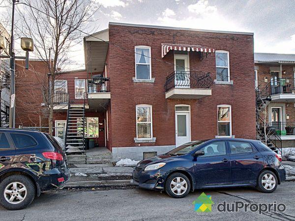 6720-6722, 1er Avenue, Rosemont / La Petite Patrie for sale