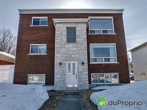 Winter Front - 1743-1747, 5e Avenue, Shawinigan (Grand-Mère) for sale