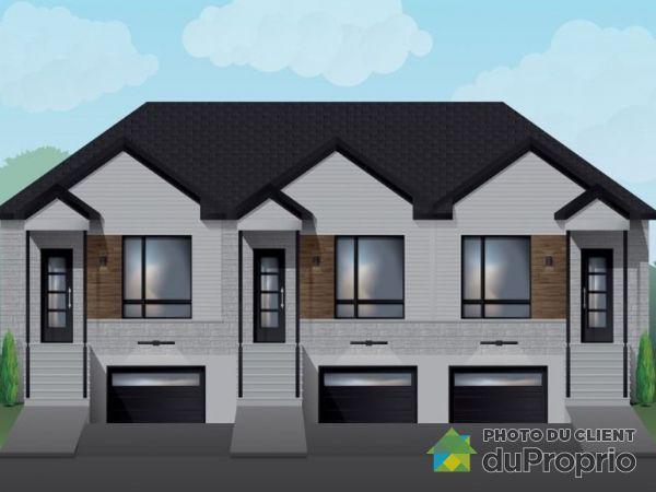rue Émile-Chartier - Par Martin Ouimette Construction Inc, Sherbrooke (Jacques-Cartier) à vendre
