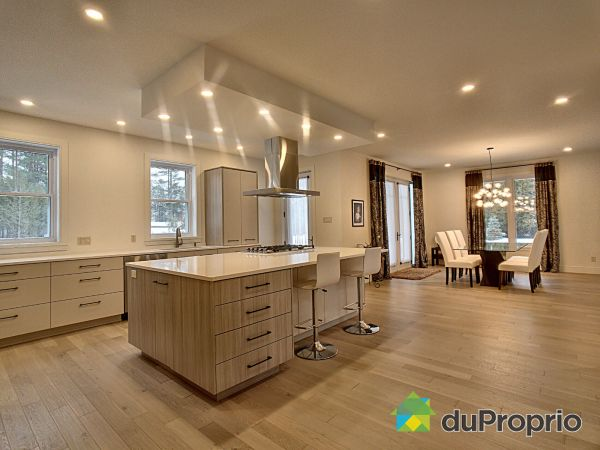 Kitchen - 5270-72 rue Rodin, Sherbrooke (Rock Forest) for sale